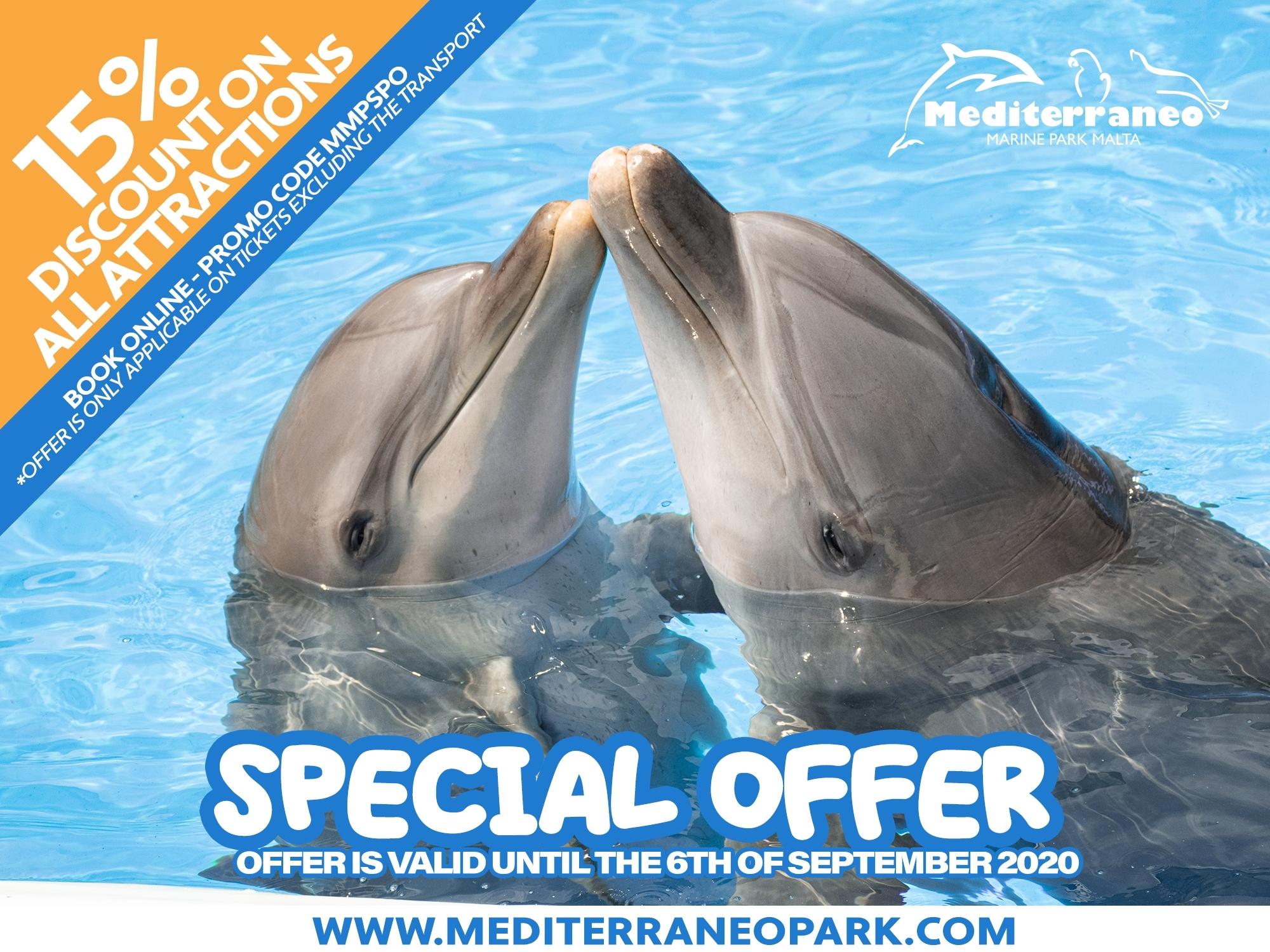 Mediterraneo Marine Park Special Offer